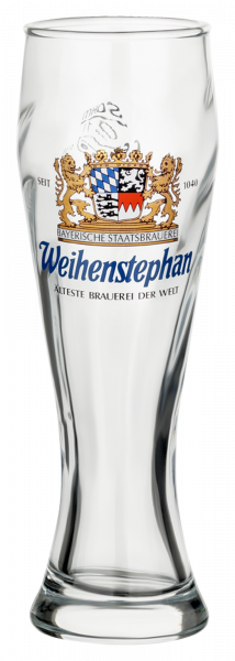 Weihenstephan Wheat Beer Glass 0,1l