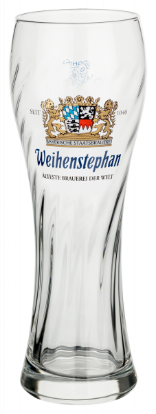 Weihenstephan Wheat Beer Glass 0,5 l