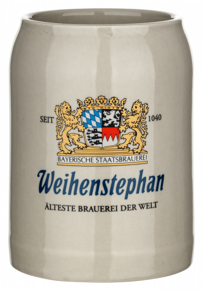 Weihenstephan Steinkrug 0,5 l