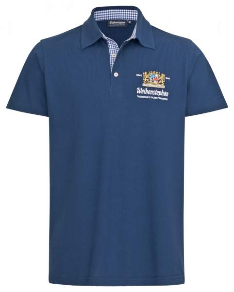 Weihenstephan Poloshirt Men