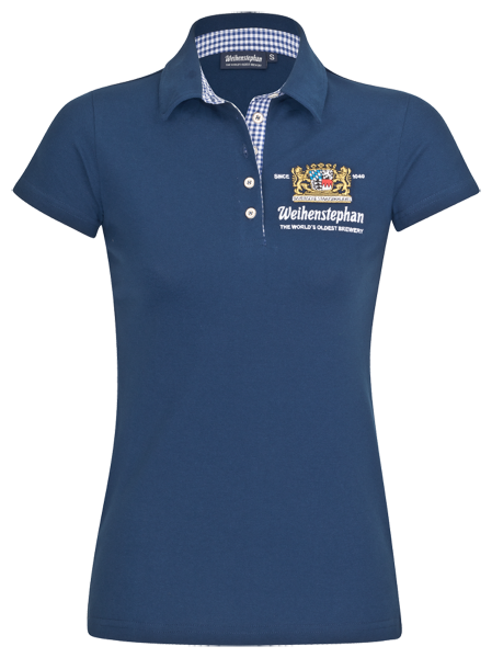 Weihenstephan Poloshirt Ladies