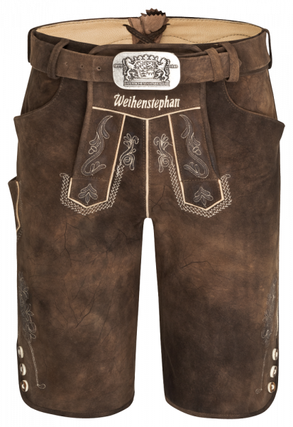 Lederhosen Weihenstephan Men