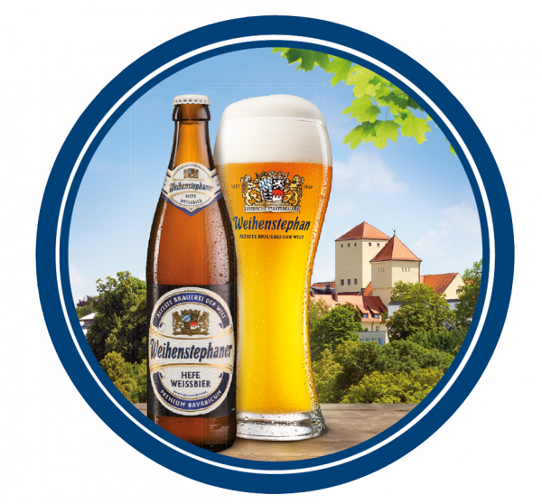 Weihenstephan Beer-Coaster