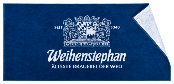 Weihenstephan bath towel