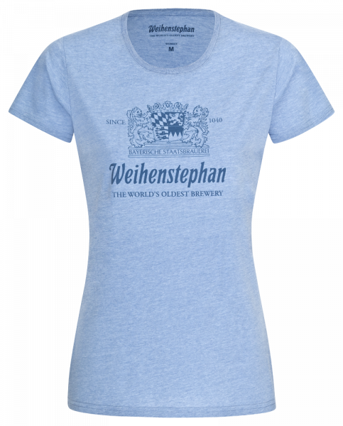 Weihenstephan Roundneck T-Shirt Ladies