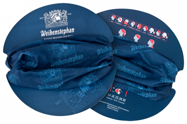 Weihenstephan Multifunctional Scarf