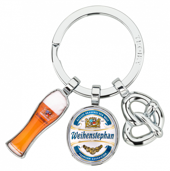 Weihenstephan Key Chain