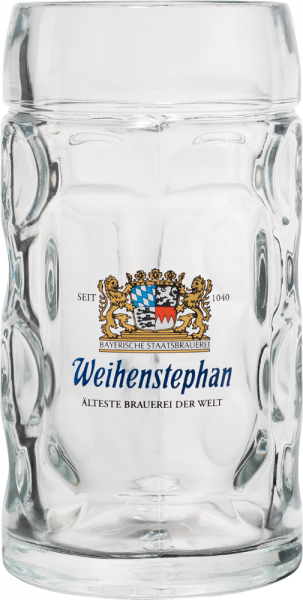 Weihenstephan Beer Glass 0,5 l