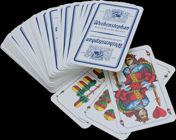 Weihenstephan Schafkopfkarten